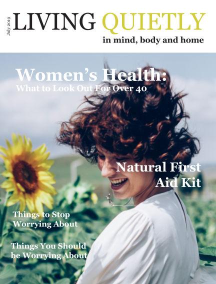 Living Quietly Magazine June 27, 2019 00:00