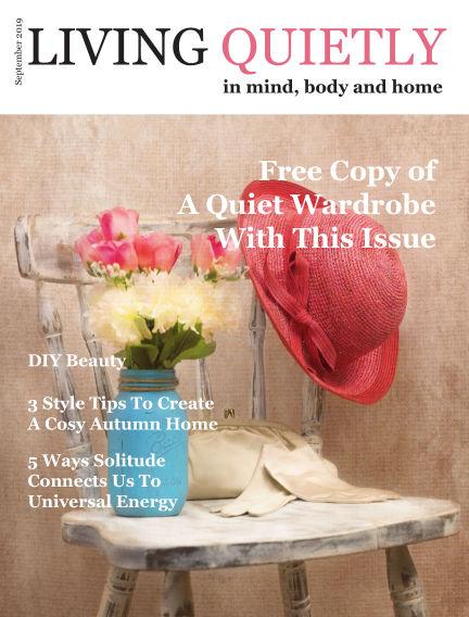 Living Quietly Magazine August 25, 2019 00:00