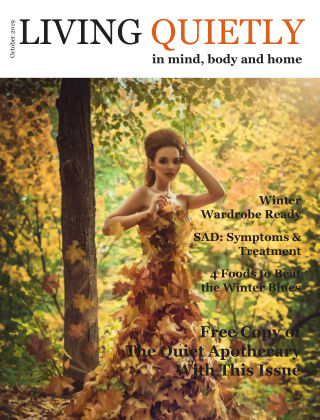Living Quietly Magazine October 2019