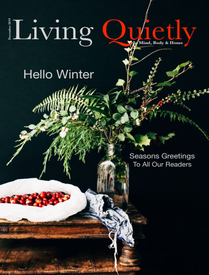 Living Quietly Magazine November 10, 2019 00:00
