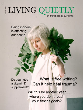 Living Quietly Magazine January 2020
