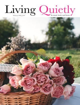 Living Quietly Magazine February 2020