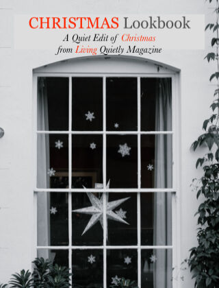 Living Quietly Magazine Xmas Lookbook 2020
