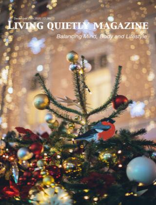 Living Quietly Magazine 23dec 2020