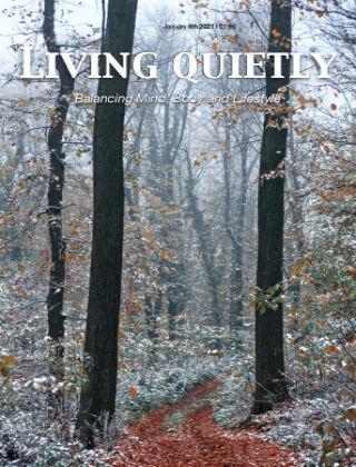 Living Quietly Magazine 8 january 2021