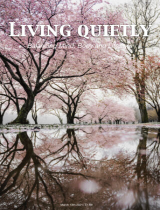Living Quietly Magazine 13 March 2021