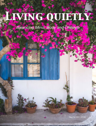 Living Quietly Magazine 01 may 2021