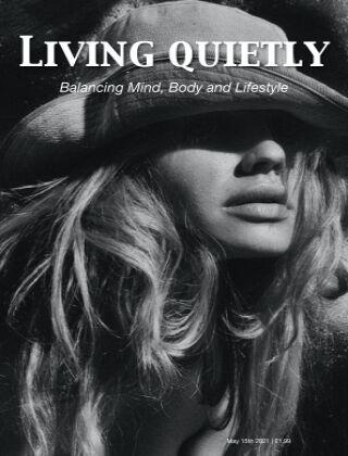 Living Quietly Magazine 15 may 2021