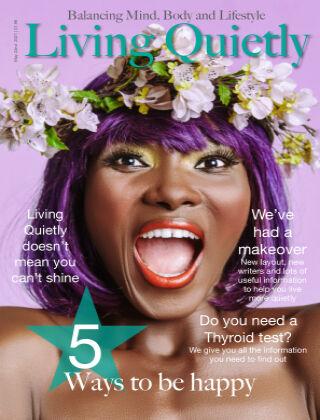 Living Quietly Magazine 22 may 2021