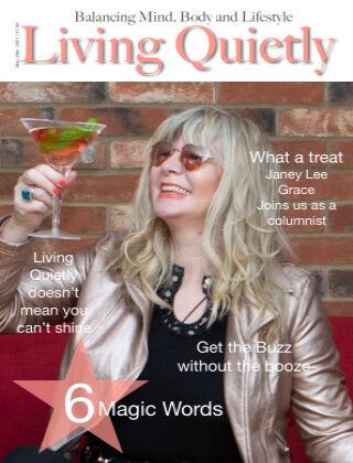 Living Quietly Magazine 29 May 2021