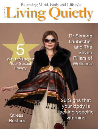 Living Quietly Magazine july 4th 2021