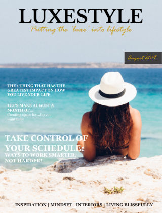 Luxestyle August 2019