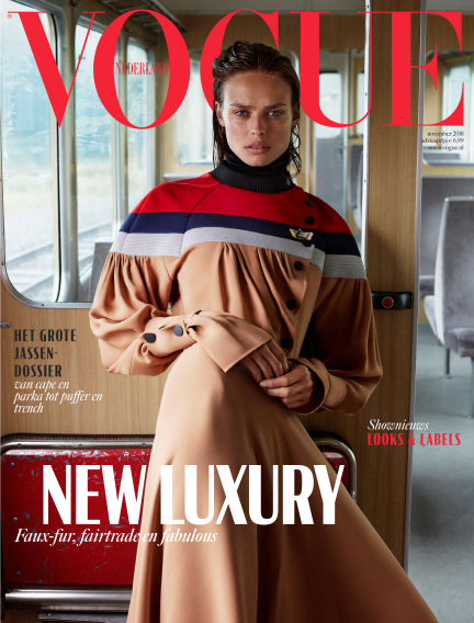 Vogue - NL October 11, 2018 00:00