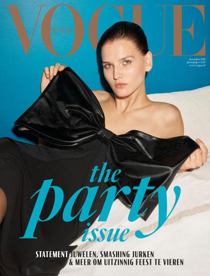 Vogue - NL November 08, 2018 00:00