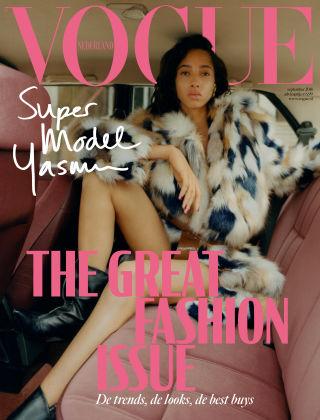 Vogue - NL 09 2018