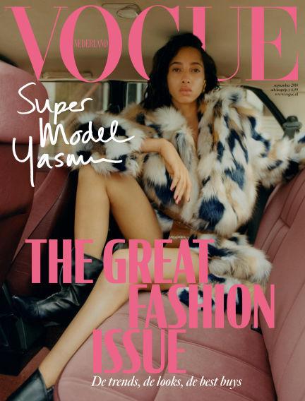 Vogue - NL August 13, 2018 00:00
