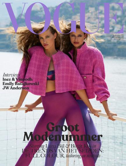 Vogue - NL August 08, 2019 00:00