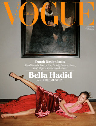 Vogue - NL 11 2019