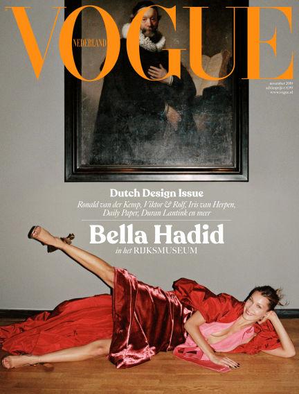 Vogue - NL October 10, 2019 00:00