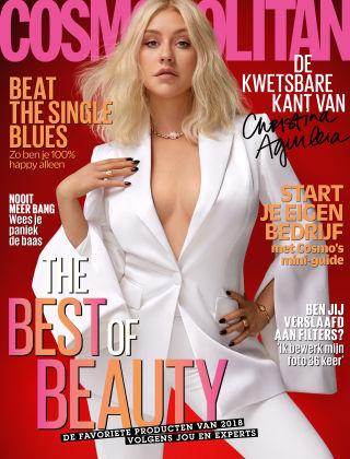 Cosmopolitan - NL 11 2018