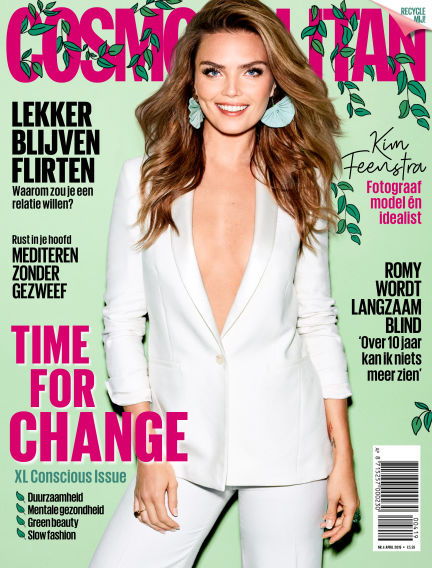 Cosmopolitan - NL March 14, 2019 00:00