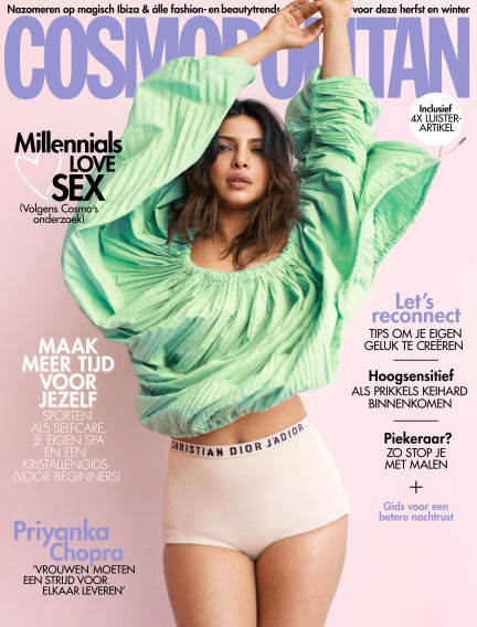 Cosmopolitan - NL August 15, 2019 00:00