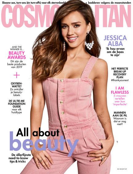 Cosmopolitan - NL October 17, 2019 00:00