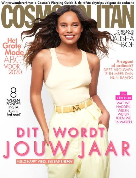 Cosmopolitan - NL December 10, 2019 00:00