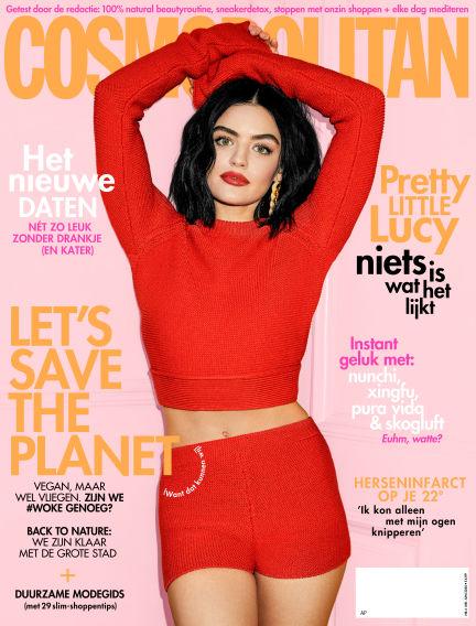 Cosmopolitan - NL April 07, 2020 00:00