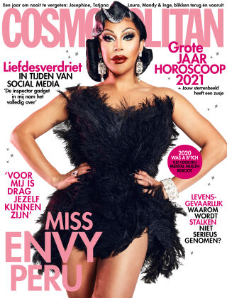 Cosmopolitan - NL 008 2020