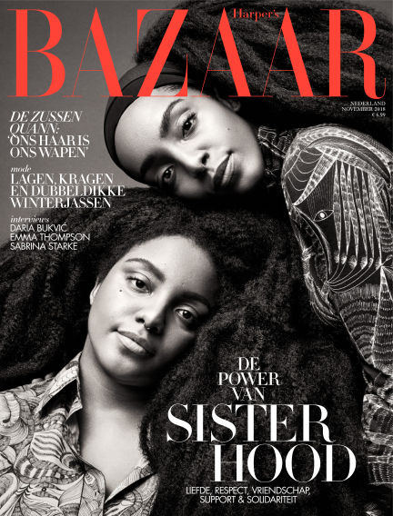 Harper's Bazaar - NL October 09, 2018 00:00