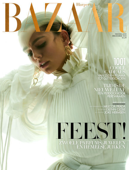 Harper's Bazaar - NL November 29, 2018 00:00