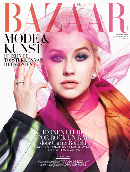 Harper's Bazaar - NL September 29, 2018 00:00
