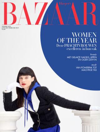 Harper's Bazaar - NL 01 2019