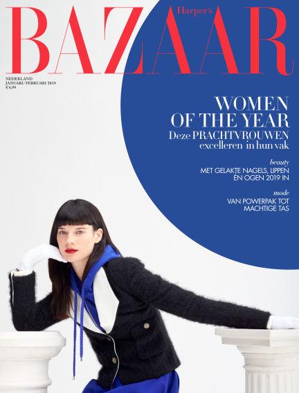 Harper's Bazaar - NL December 11, 2018 00:00