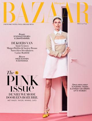 Harper's Bazaar - NL 03 2019