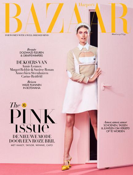 Harper's Bazaar - NL February 12, 2019 00:00