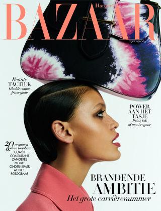 Harper's Bazaar - NL 04 2019