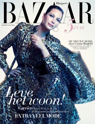 Harper's Bazaar - NL 09 2019