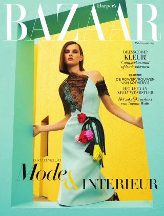 Harper's Bazaar - NL 10 2019