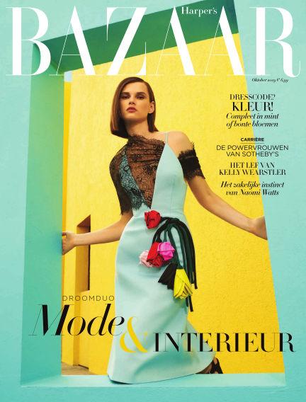 Harper's Bazaar - NL September 10, 2019 00:00