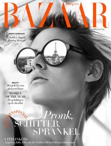 Harper's Bazaar - NL October 15, 2019 00:00