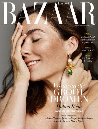 Harper's Bazaar - NL 01 2020