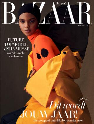 Harper's Bazaar - NL 001 2021