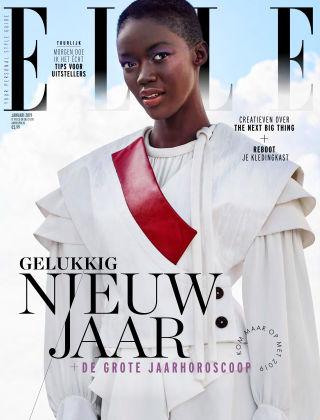 ELLE - NL 01 2019