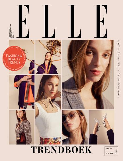 ELLE - NL January 15, 2019 00:00