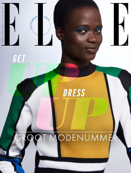 ELLE - NL August 13, 2019 00:00