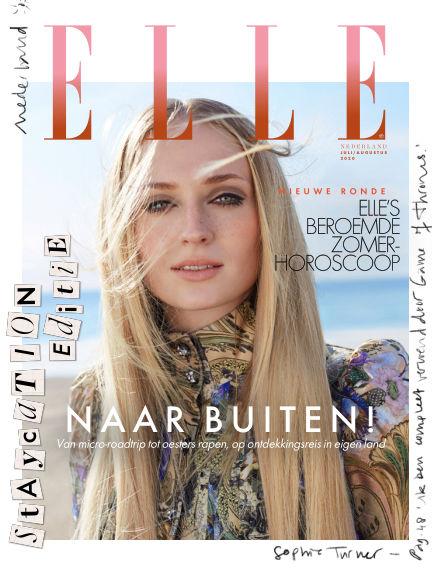 ELLE - NL June 12, 2020 00:00