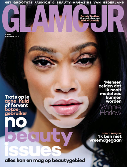 Glamour - NL October 03, 2018 00:00