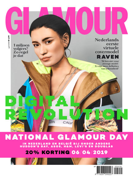 Glamour - NL March 06, 2019 00:00